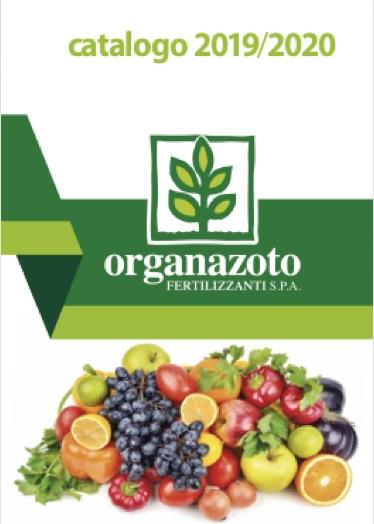 catalogo Organazoto 2019 2020