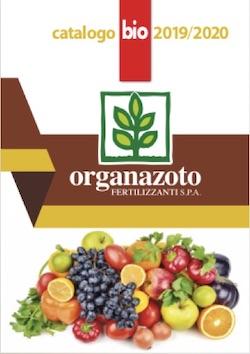 catalogo fertilizzanti bio Organazoto