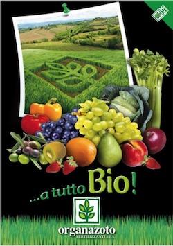 catalogo prodotti ammessi in agricoltura biologica Organazoto