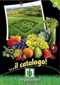 Catalogo prodotti Organazoto